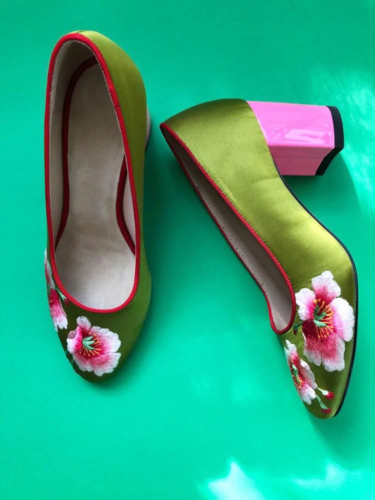 Denise Huang Suzhou Cobblers fashion design 6