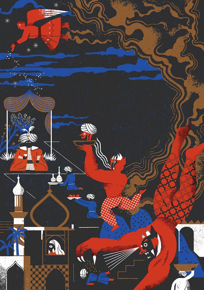 Illustrator Artist Chia Chi Yu 2