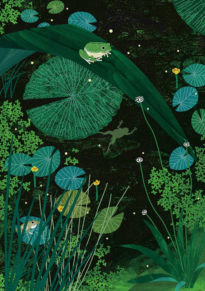 Illustrator Artist Chia Chi Yu 5