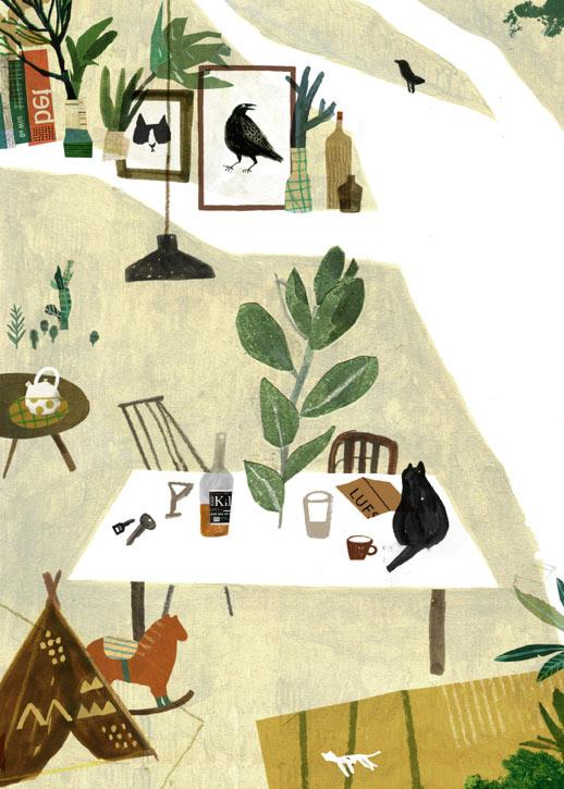 Illustrator Artist Chia Chi Yu 7