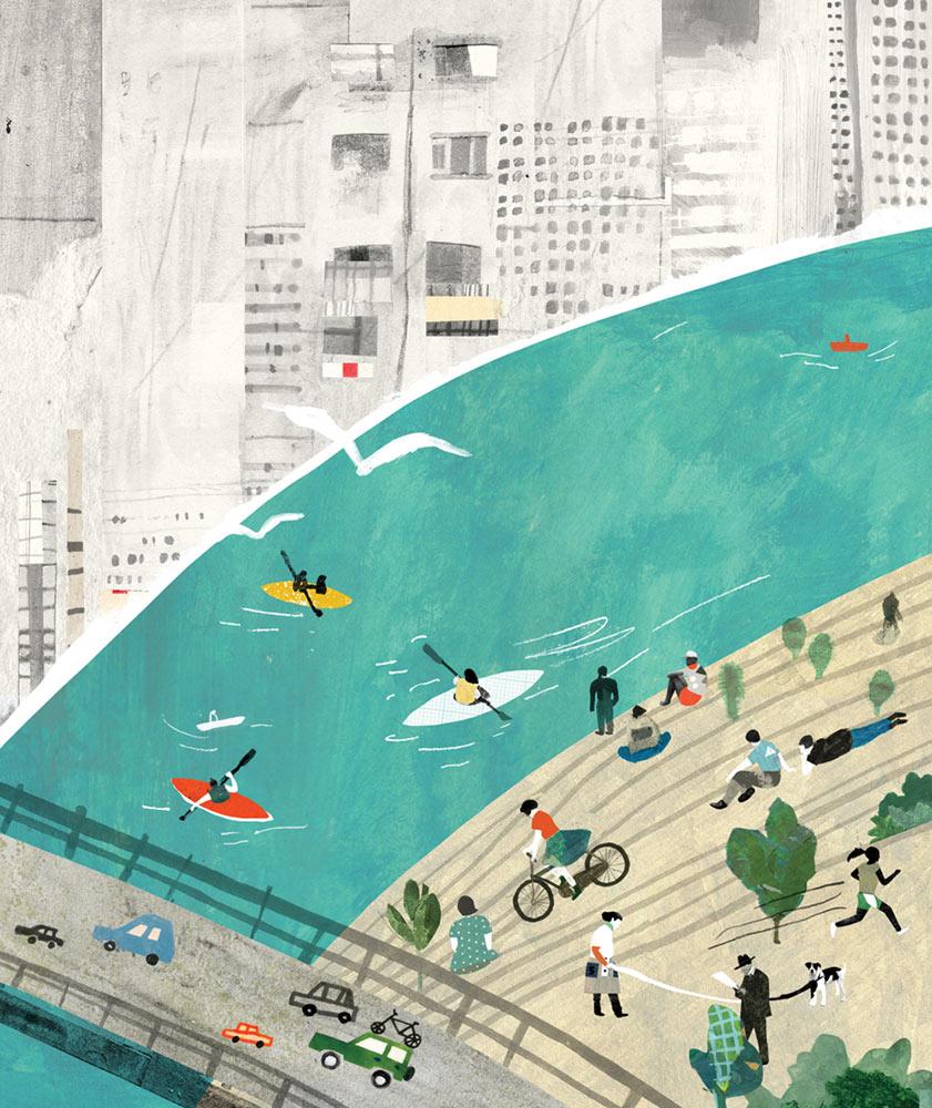 Illustrator Artist Chia Chi Yu