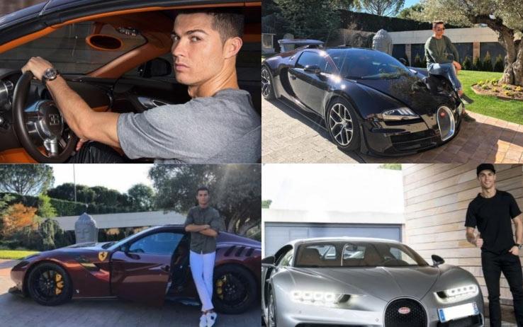 Macchine passioni e investimenti degli sportivi