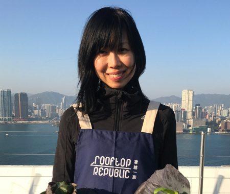Intervista a Michelle Hong, Cofondatrice di Rooftop Republic