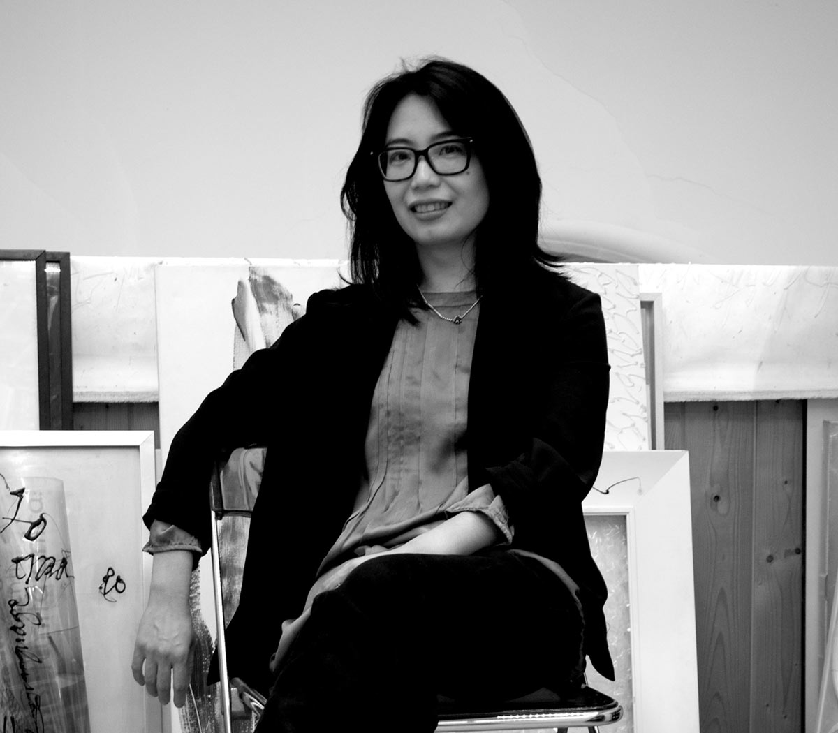 artist calligrapher Chen Li design