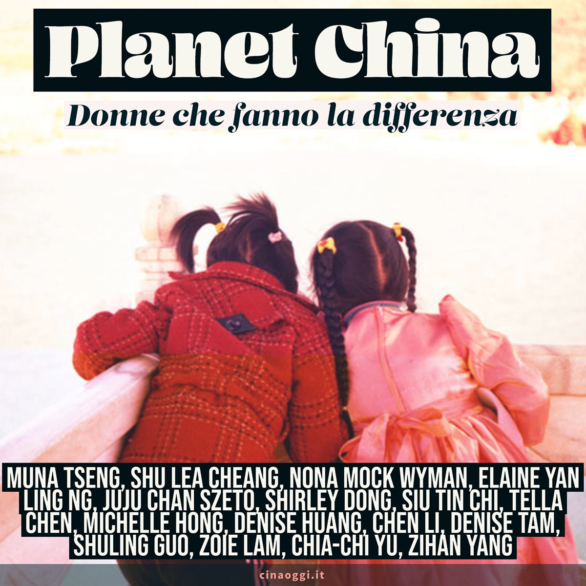 planet china 13 donne