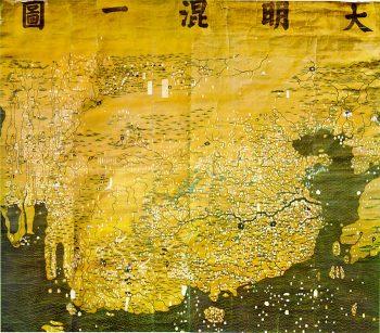La cartografia in Cina, storia di un'arte che influenza guerra e politica