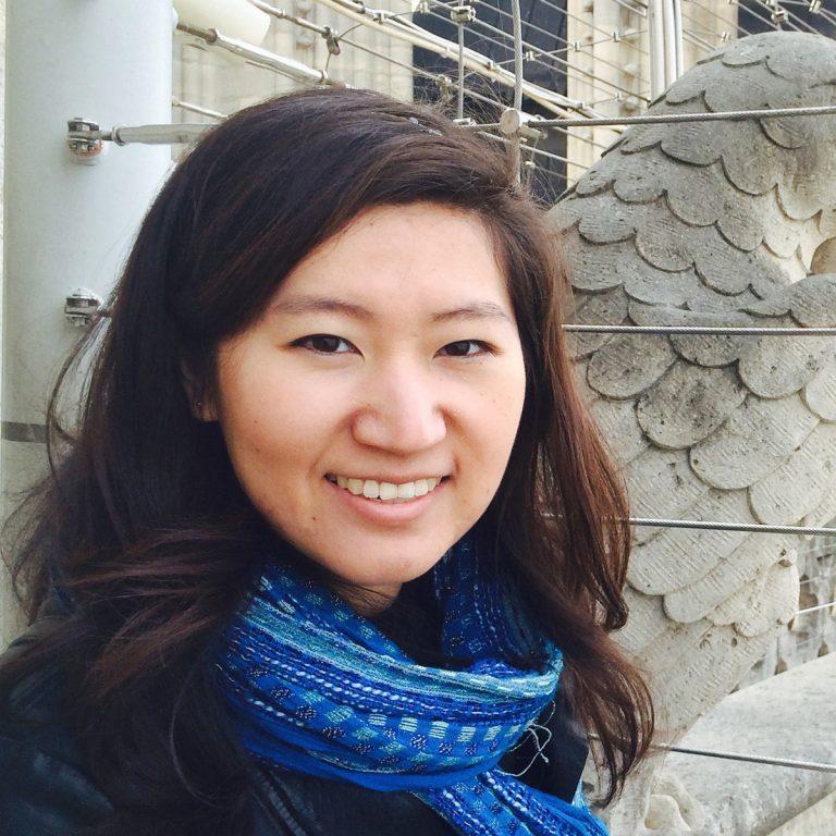 Julia Chang Wang intro